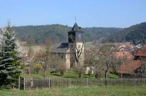 Kirche in Nauendorf