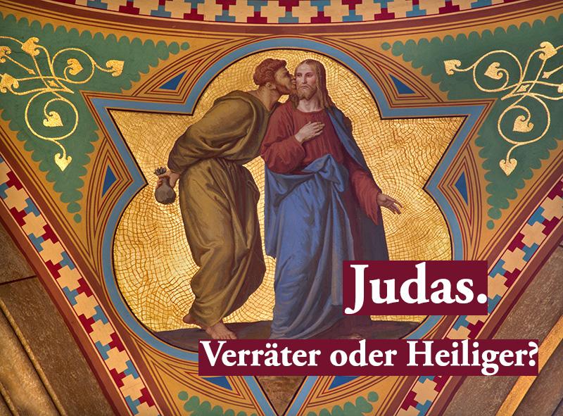 Wien, Judas-Fresko – von Renáta Sedmáková @ Adobe Stock