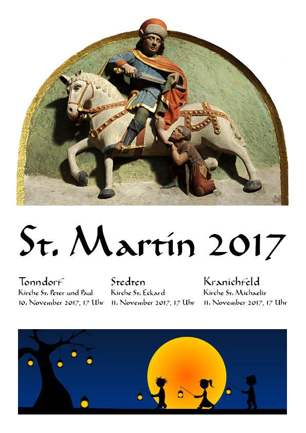 Termine zu St. Martin 2017